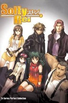 Solty Rei ~ Tv Series Perfect Collection English Dubbed