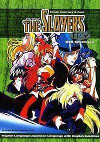 Slayers Try (3 discs)