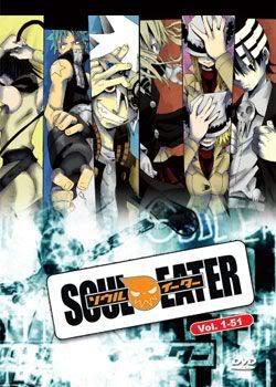 Soul Eater TV (3 discs)