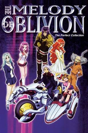 The Melody of Oblivion ~ The Perfect Collection