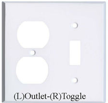 American Teams Light Switch Power Duplex Outlet Wall Cover Plate Home decor image 14