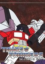 Transformers ~ Season 2 Part 1