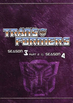 Transformers ~ Season 3 Part 2 & Season 4 ~ The Perfect Collection