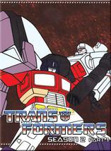 Transformers ~ Season 2 Part 2