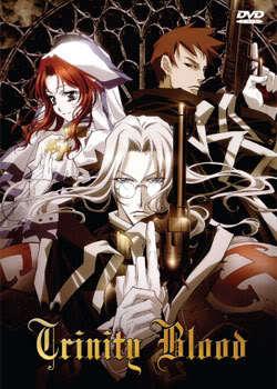 Trinity Blood (3 discs)