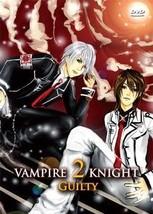 Vampire Knight Guilty (1 disc)