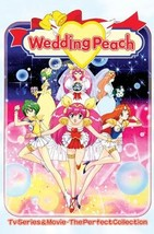Wedding Peach Tv & Ai Tenshi Densetsu Wedding Peach DX (OAV) ~ The Perfect Colle