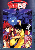 Yu Yu Hakusho Tv Series ~ Perfect Collection Part 2 English Dubb