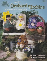 Orchard Urchins, Cindy Doll Clothes Crochet Pattern Booklet ASN 1260 NEW... - $3.95