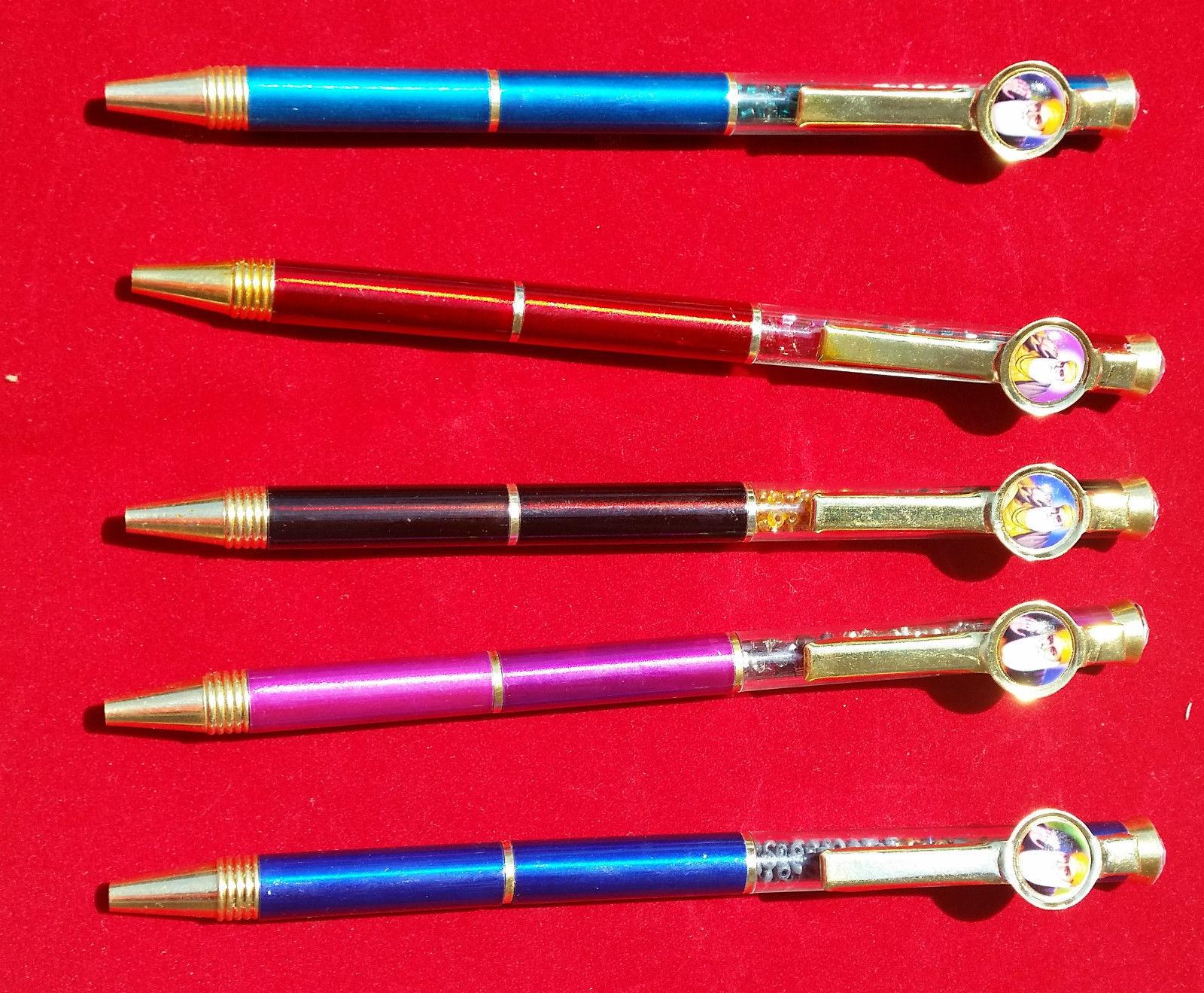 Punjabi Hindu Sikh Khalsa Guru Nanak Photo Ball Pen set - 10 Pens Premium Gift