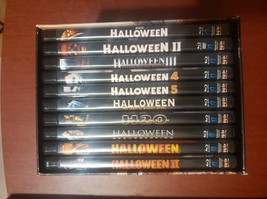 Halloween: Complete Collection Scream Factory (Limited Deluxe Edition) [Blu-ray] image 8
