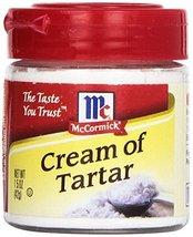 McCormick Cream of TartarUnit - 1.5 oz - 6 pk - $43.77