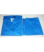 Pant Set Royal Blue Ladies Plus Size Large - $20.00