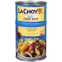 La Choy Beef Chow Mein Dinner, 42-Ounce (Pack of 6) - $60.91