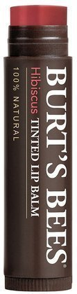 Burt's Bees Tinted Lip Balm-Hibiscus-0.15 oz. (Quantity of 4) by Unknown