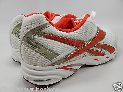 REEBOK TAIKAN IB BOOST WOMEN'S RUNNING SHOES SIZE US 7 M (B) EU 37.5 RED WHITE