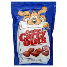 Canine Carry Outs Chewy Snacks, for Dogs, Delicious Beef Flavor, 25 Oz, (Pack of - $40.30