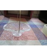 Vintage Avon Decorative Fostoria Glass Basket - $6.99