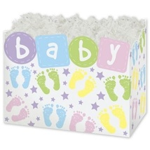 Baby Steps Gift Basket Boxes - 12 Count - $23.50