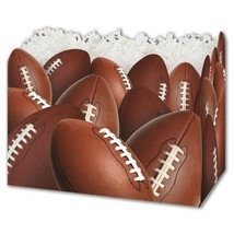 Football Gift Basket Boxes - 12 Count - $23.50