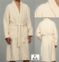 Unisex Terry Bath Robe 100% Egyptian Cotton Ext... - $49.00