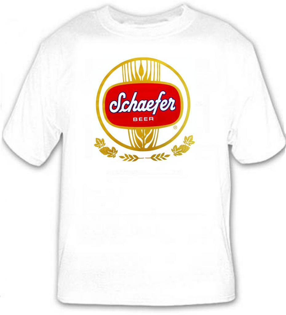 Schaefer Beer T Shirt S M L XL 2XL 3XL 4XL 5XL