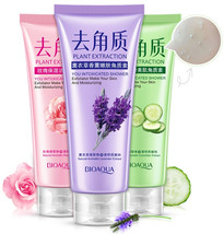 BIOAQUA Natural Plants Extracts Exfoliating Face Cream Facial Scrub Face... - $20.43