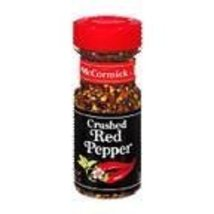 McCormick Crushed Red Pepper, 2.62 oz, Adds Fiery Heat to Pizza, Eggs, S... - $81.77