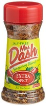 Mrs. Dash Extra Spicy Salt Free Blend, 2.5-Ounce Shakers (Pack of 6) - $35.22