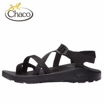 Mens Chaco Z2 Classic Sports Sandal BLACK Polyester Straps All Sizes NIB - $103.87 CAD+