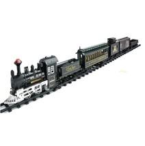 Northlight 16-Piece B/O Lighted & Animated Train Set Sound - $38.11