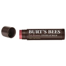 Burt's Bees Tinted Lip Balm, Pink Blossom 0.15 oz (Pack of 4) - $41.59