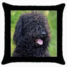 Barbet Throw Pillow Case - Dog Puppy - $16.44