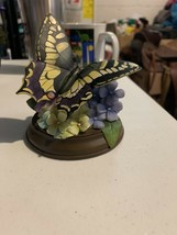 Natures Journey Butterfly Figurine - $29.69