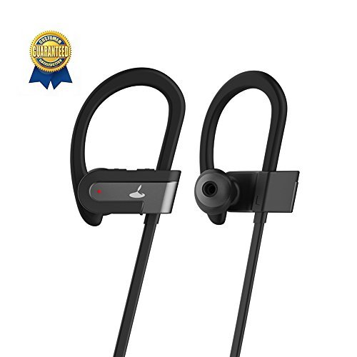 Meidong Bluetooth Headphones Wireless Earbuds: Meidong Bluetooth Headphones,Wireless Earbuds Sports Earphones Bass HiFi Stereo