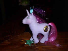 My Little Pony G1 Princess Misty with crown clip and wand - $80.00