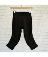 lululemon' | Size 4 Women's Dark Charcoal In The Flow Crop Pants Compres... - $54.45