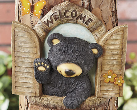 Welcome Bear
