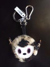 Coach Baseman Buster Le Fauve Limited Edition Key Chain Charm Purse Bag Fob New - $69.99