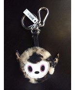 COACH Baseman BUSTER Le Fauve Limited Edition Key Chain Charm Purse Bag ... - $69.99