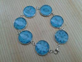7 Planetary Seals Pentacles of Jupiter bracelet. - $99.99