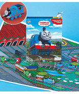 Thomas & Friends Book & Figure Set New - $19.95
