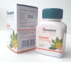 Karela Tablets | New Himalaya Pure Herbs | Momordica Charantia | 100% Ve... - $12.99