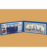 Living Presidents American Legends $2 Bill  Unc... - $39.95