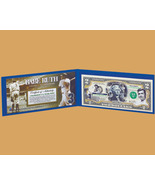 Babe Ruth American Legends $2 Bill  Uncirculated - $39.95