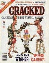 Cracked Magazine #242 Jan 1989 GD 3.0 [Comic] [Jan 01, 1989] - €7,18 EUR