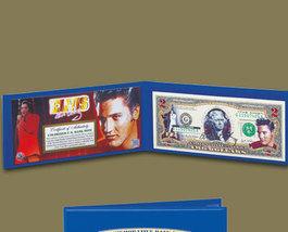 Elvis American Legends $2 Bill Uncirculated - $39.95