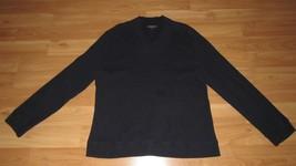 Men's Michael Kors Long Sleeve Casual Shirt Navy Blue Size: XXL - €19,86 EUR