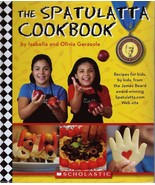 Spatulatta Cookbook by Isabella and Olivia Gerasole Recipes for Kids - $4.05