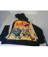 DISNEY PIXAR TOY STORY JACKET ACTION HERO BUZZ & WOODY DARK BLUE 18M - $12.99